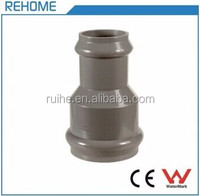 PVC Spigot Universal Joint Couple Reducer F/F for Water Pipeline