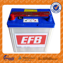 N32MF High Quality dry charge 12v 32ah auto car battery