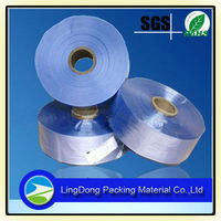 China cheaper plastic shrink film pvc packing material pvc plastic window film