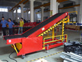 carbon steel truck loading conveyor belt
