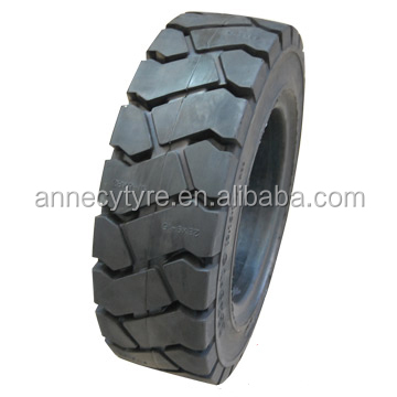 High quality Forklift Solid tyre for Industry Application15*4.5-8