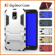 New Design Iron Bear Case Phone Accessories for Samsung S5