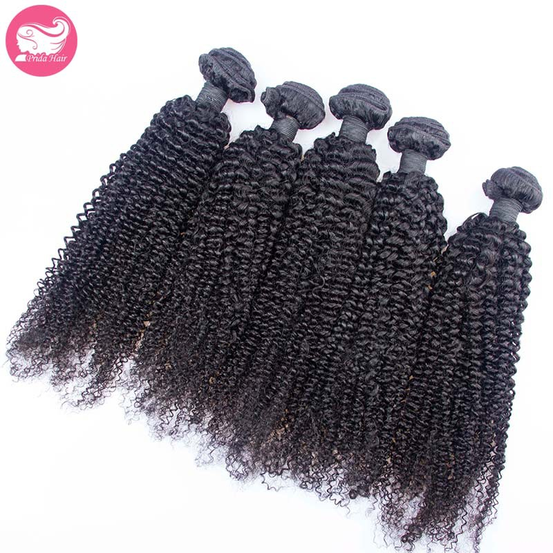 Buy 7a Unprocessed Virgin Malaysian Hair Bundles 5pcslot Kinky Curl
