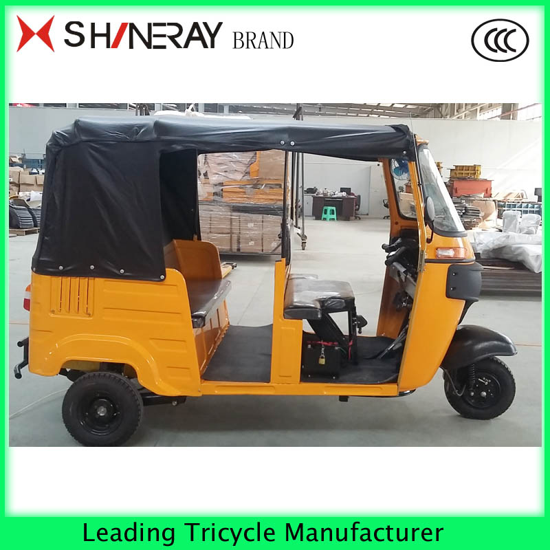Shineray 150CC/175CC/200CC 3 Passengers Three Wheel Motorcycle Tricycle Car