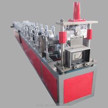 Color Steel Gullet Forming Machine Highline, Valley & Box Gutters