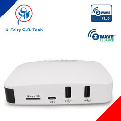2015 new product IOT gateway z-wave remote home design main controller smart home canada