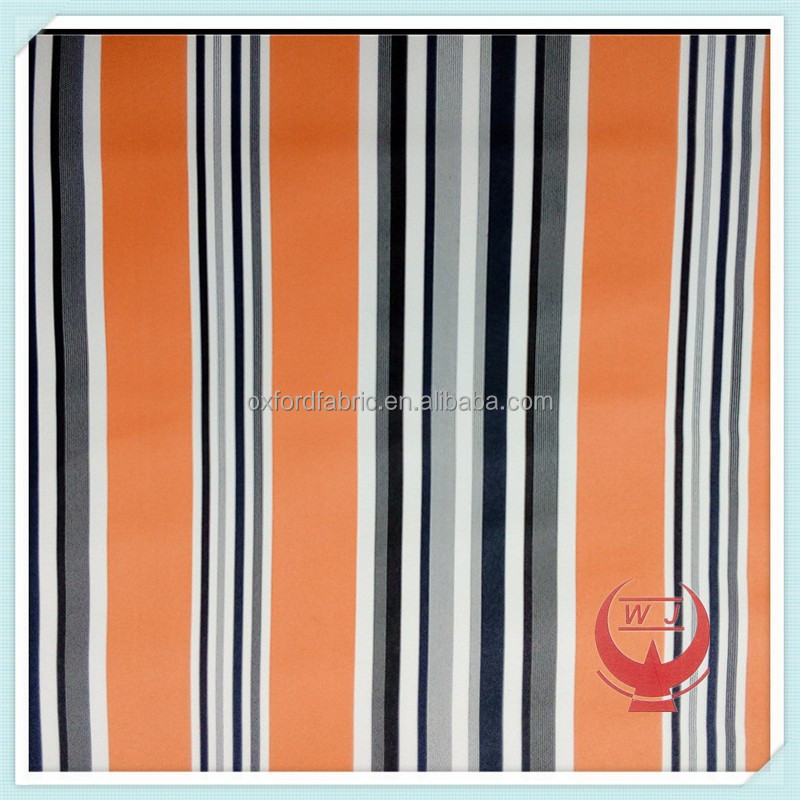 sunbrella waterproof polyester oxford fancy outdoor fabric 450D 100% polyester stretch upholstery fabric