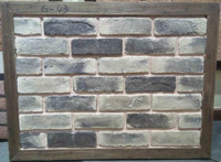 Lowes interior brick paneling
