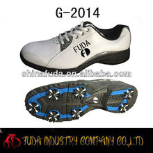 men fashion golf shoe