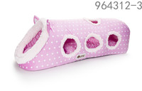 ODM design high quality cute dog cat bed rabbit design cat bed