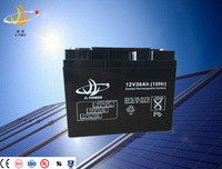 High capacity battery 12v 38ah solar battery for energy storage system/UPS/solar system/backup power