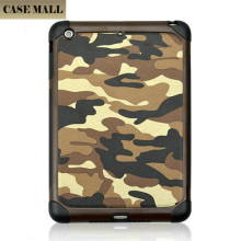Camouflage Leather Cover Case For iPad Air 5 4 3 2 /for iPad mini 3 2, for iPad mini 2 smart case