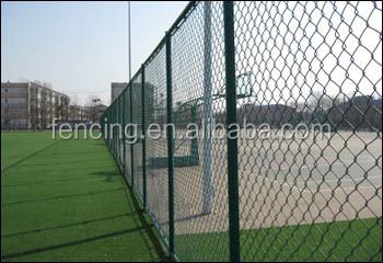 high quality outdoor dog fence Chain Link Fence for park