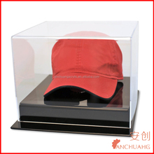 Acrylic Hat/Ball/Helmet Collection Display Case