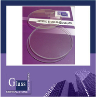 glass for medical equipment/medical magnifying glass