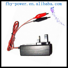 12V 1.5A lead acid electric bicycle battery charger for most electric tools