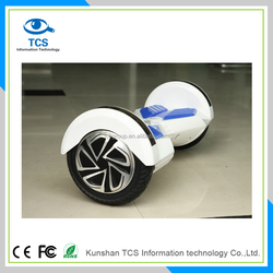 Hot sales fashion self balancing electric scooter bluetooth