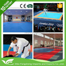 Hot selling gymnastics mats/gymnastics incline mat gymnastics skill shape exercise mat new with low price