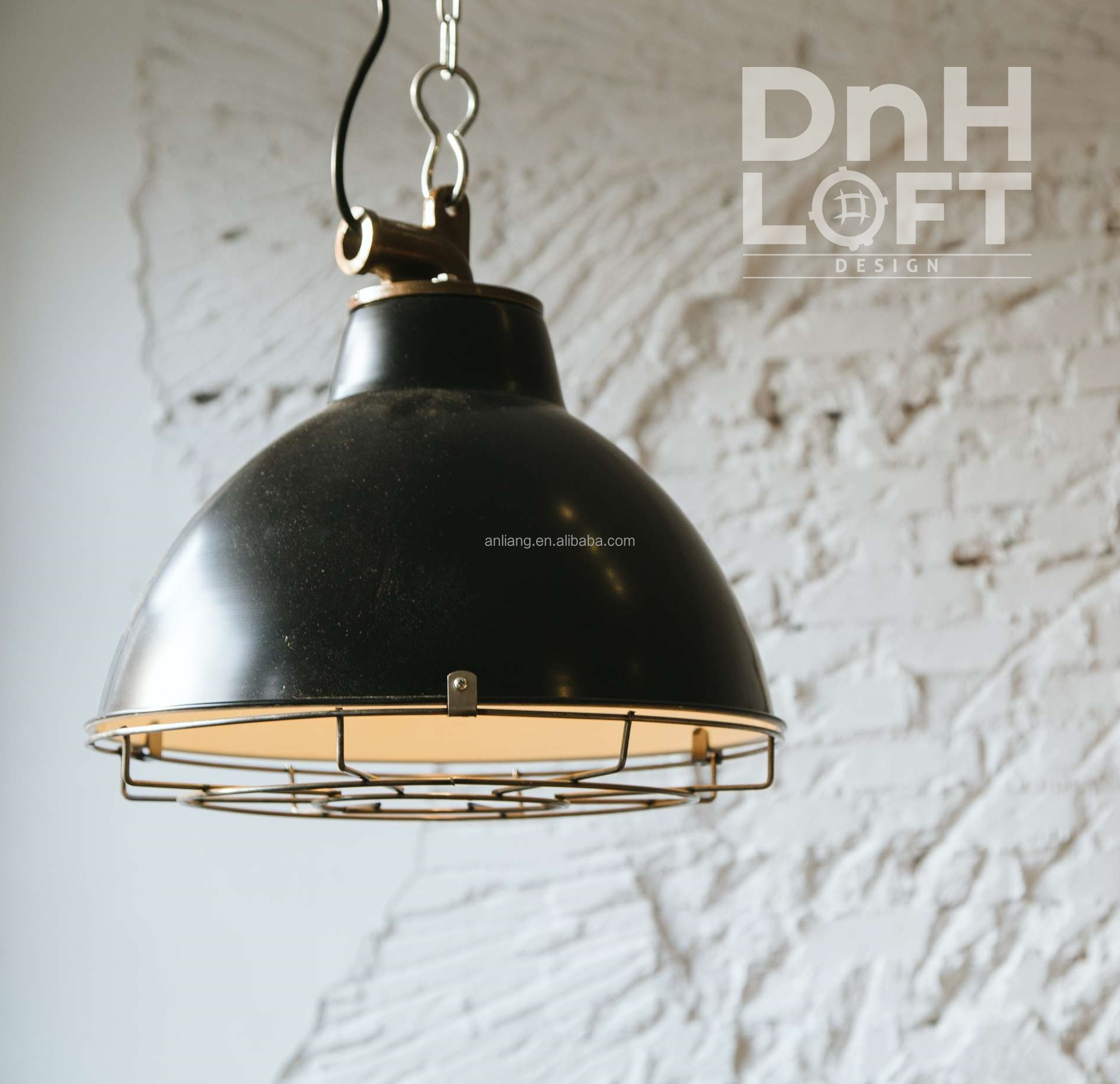 designer style black Iron rust metal vintage led industrial chandelier pendant <strong>light</strong>