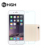 Film-glossy screen protector for iphone 6/ iphone 7 plastic tempered glass