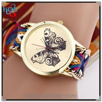 2014 ladies vogue watch top brand low price for geneva knitted vogue lady watch