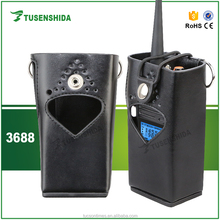 Walkie talkie carrying case holder for portable radio