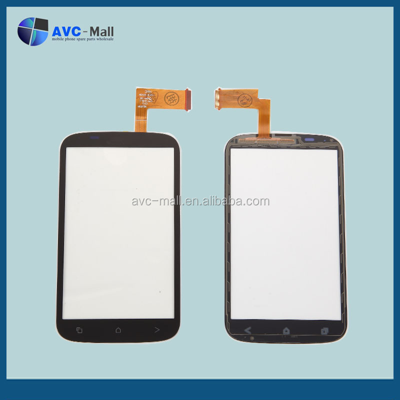 china mobile parts digitizer for HTC Desire X T328E black