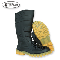 Strong Design 2018 PVC Safety Boots Work Boots