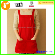 most selling oilproof kitchen wear cotton apron