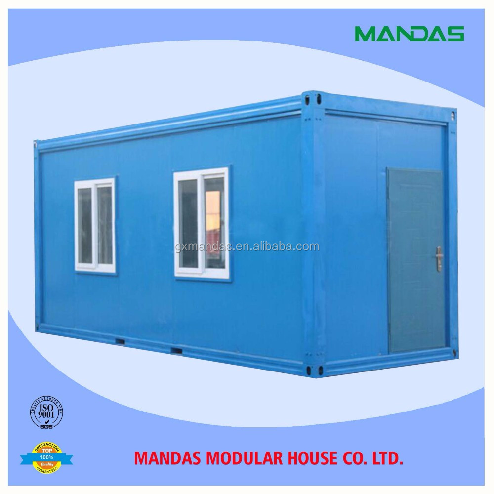 Dismountable boat 40ft Prefab Container Homes for sale in USA