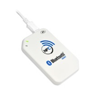YongKaiDa ACR1255U-J1 Secure Bluetooth contactless reader NFC Reader for prepaid electricity meter rfid card reader