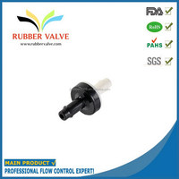 1/4'' small check valve for installation in to plastic