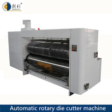 Factory price automatic paper cup rotary die cutting machine