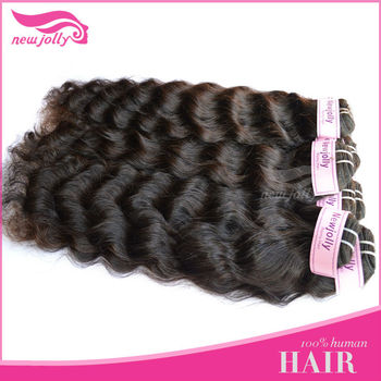 2013 Popular natural wave brazilian weave hair styles for black women