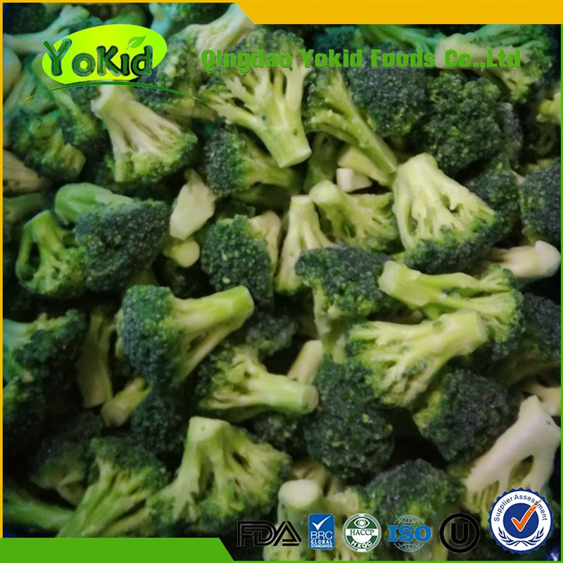Healthy Food High Demand Products In China Bulk Frozen Broccoli