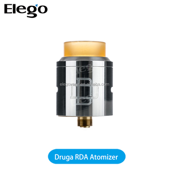 First Batch AUGVAPE Druga RDA Atomizer Wholesale from Elego