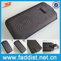 Book Style Leather Pull Tab Case Cover for Samsung Galaxy s3
