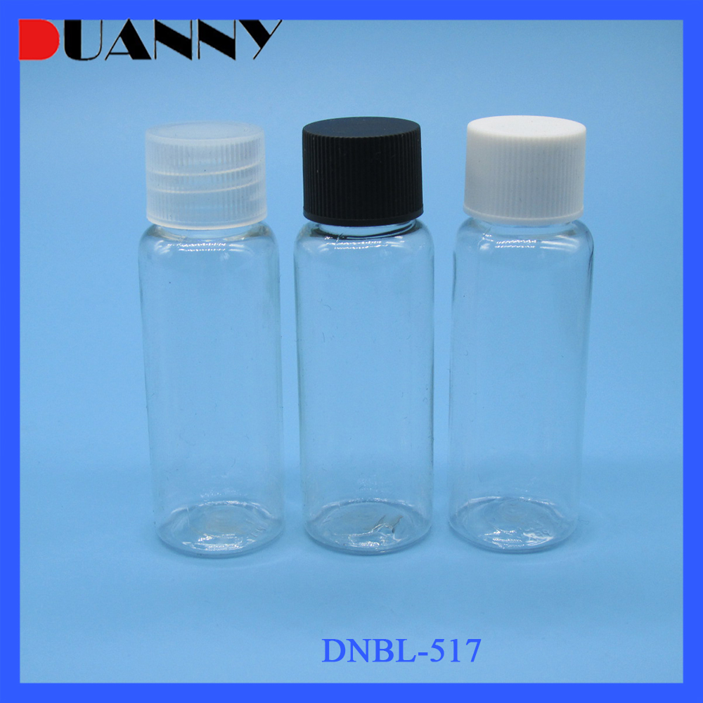 5Ml Clear Empty Plastic Bottles Cosmetic Lotion Packing Pump Sprayer Bottles