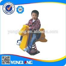 2015 Hot sale small cheap kids spring rocking horse for sale
