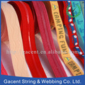 Newest design jacquard fold over elastic lingerie tape