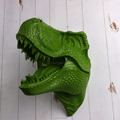 Dinosaur Head Wall Mounted T-Rex Home Decoration For Sale