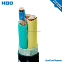EYY NYY E-Y2Y E-AYY E-AY2Y E-A2Y NYCY E-YCY NYCWY PVC Insulated Heavy Current Cable Copper 0,6/1kV Single or Multi Core