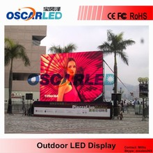 Professional P10 Outdoor China HD Led Display Screen Hot Xxx Photo