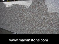 Polished 2CM Misty Brown G664 Big Slab/Cheap Red Granite For Sale