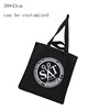 Custom Printed Personalized Tote Cotton Bags For Shopping