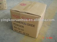 Types MgO powder for electrical heating element for different working condition
