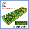 Non- toxic Jungle Series indoor playground high quality kids soft playground with unique design