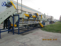 PE PP film crushing washing and drying machine manufacturer