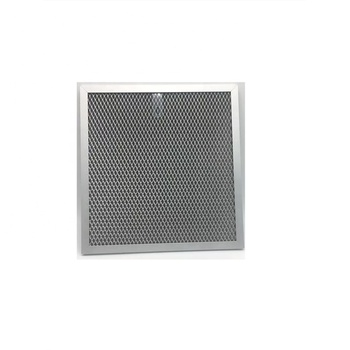High class quality hvac activated carbon mesh design air filters