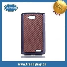High quality Carbon fiber phone case cover for LG L90